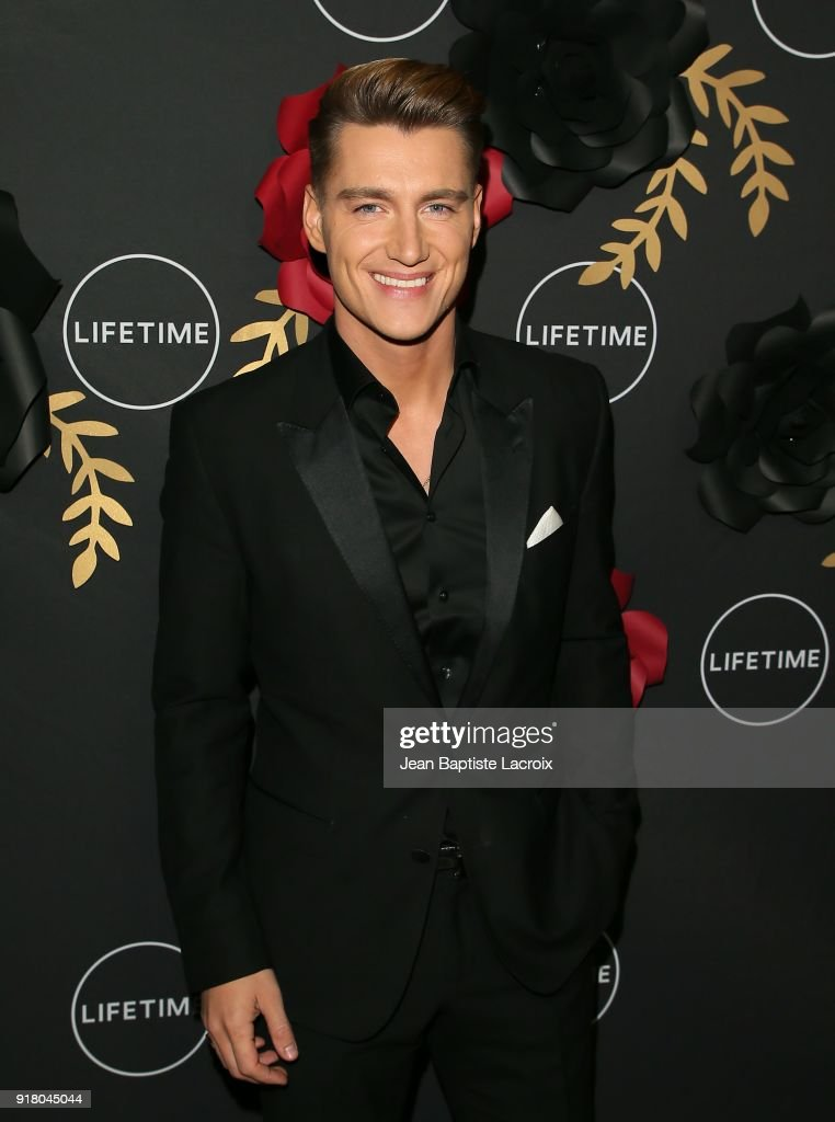 Alex Sparrow attends the Lifetime hosts Anti-Valentine's Bash for Premieres of 'UnREAL' and 'Mary Kills People' on February 13, 2018 in West Hollywood, California.