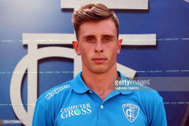 Alex Sposito of Empoli U19 on July 23 2018 in Empoli Italy