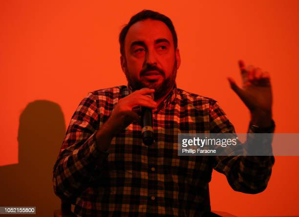 Alex Stamos speaks at WIRED25 Festival WIRED Celebrates 25th Anniversary – Day 2 on October 14 2018 in San Francisco California
