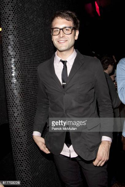 Alex Suarez attends EMPOWERING WOMEN THROUGH MUSIC INITIATIVE by MUSIC UNITES at The Standard's Le Bain on October 4 2010 in New York City