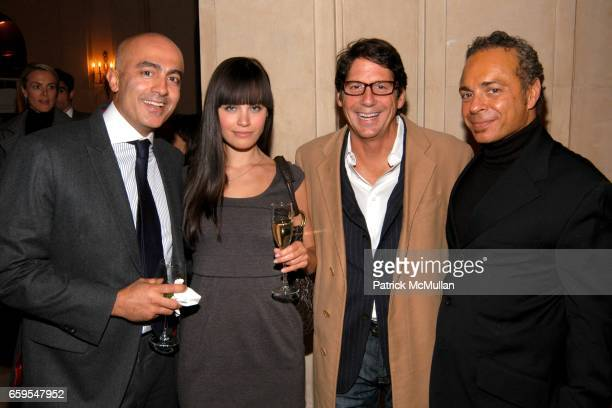 Alex Tahsili Desiree Dymond Jeff Lincoln and Joel Warren attend Launch of Rosenthal Concept Store at The Shops at The Plaza at Plaza Terrace Foyer on...