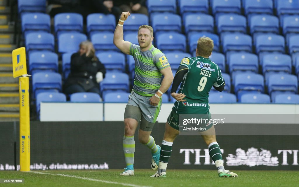 London Irish v Newcastle Falcons - Aviva Premiership
