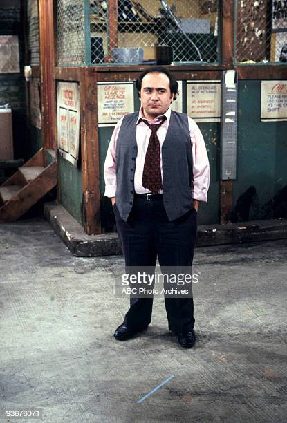 "Alex Tastes Death and Finds a Nice Restaurant"" - Season One - 3/6/79, Danny DeVito on the Walt Disney Television via Getty Images Television Network..."