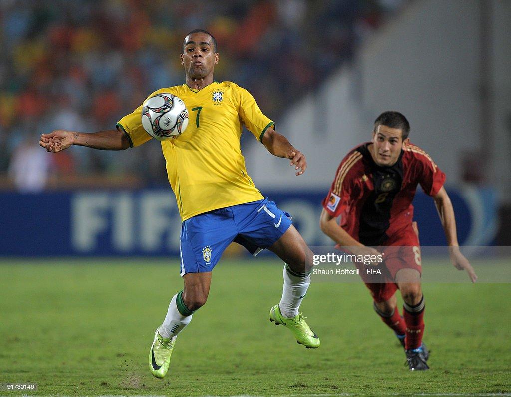 Brazil v Germany - FIFA U20 World Cup Quarter Final : ニュース写真