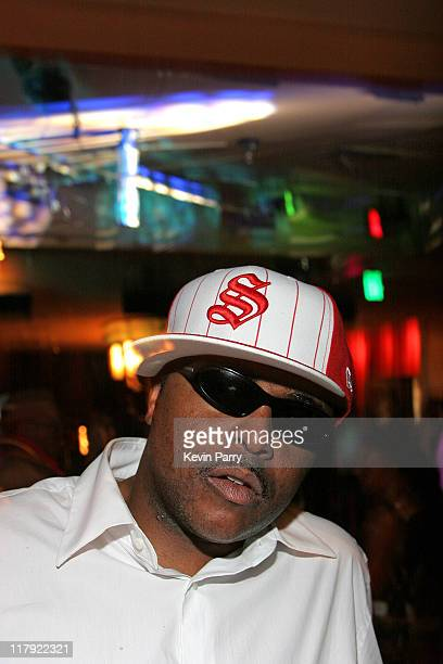 Alex Thomas during And1 Mixtape Tour Volume 9 Premiere After Party at White Orchid in Hollywood California United States