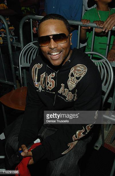 Alex Thomas during Jordan Brand Experience Concert with Bow Wow Chamillionaire and Lloyd at The Sports Center of Las Vegas at The Sports Center of...
