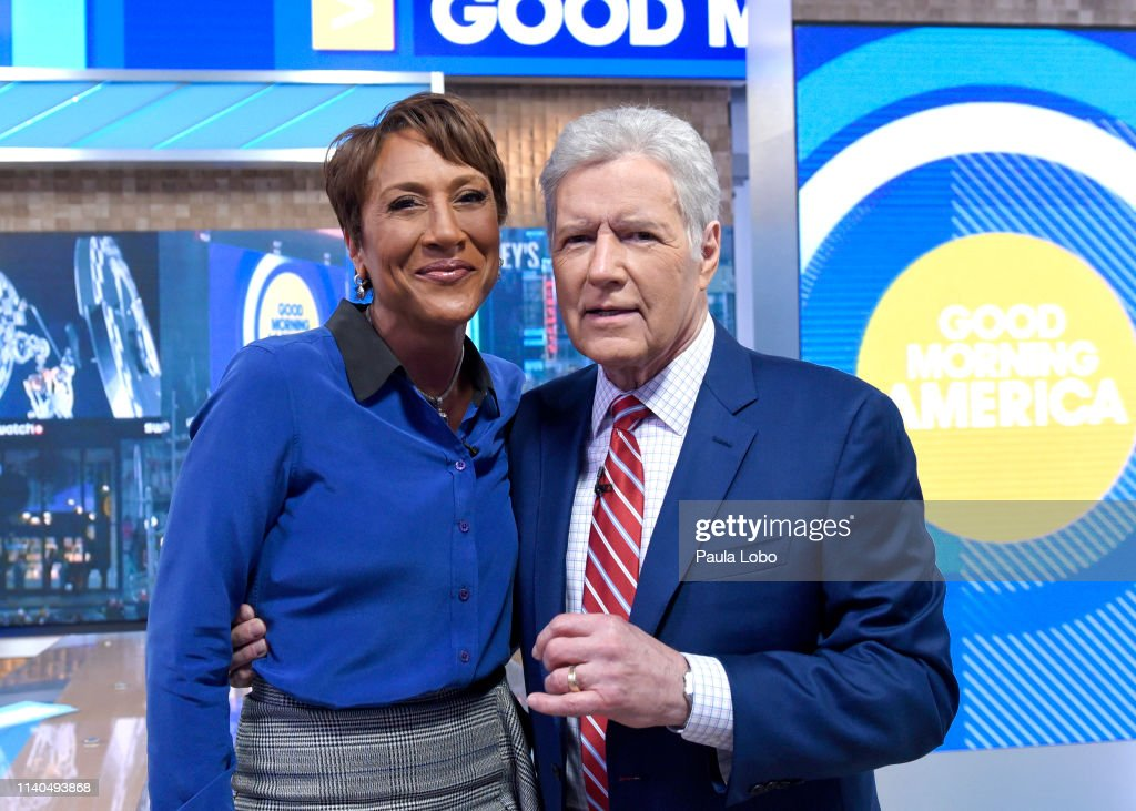 "ABC's ""Good Morning America"" - 2019 : News Photo"