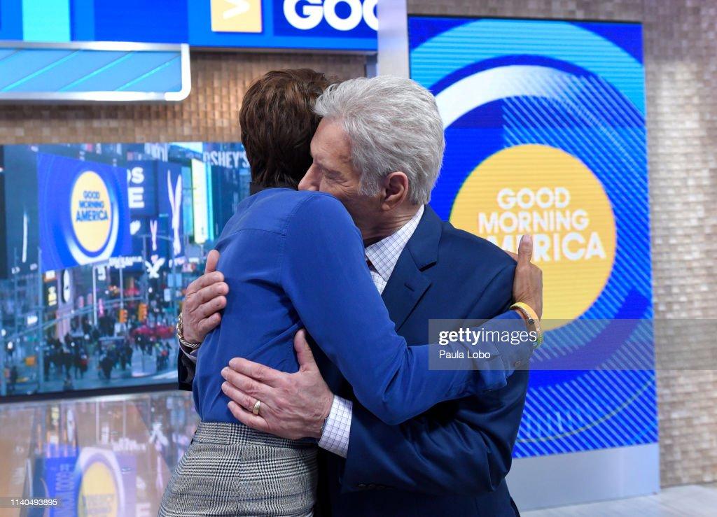 "ABC's ""Good Morning America"" - 2019 : News Photo"