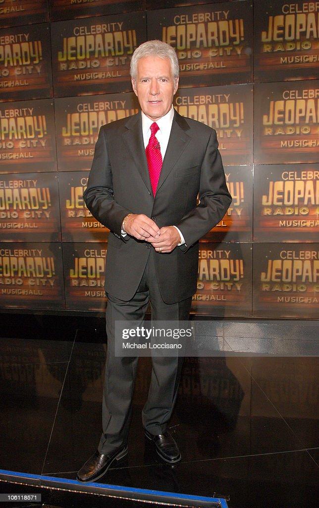 """Celebrity Jeopardy!"" Celebrates 5,000th Episode and 23rd Season : News Photo"