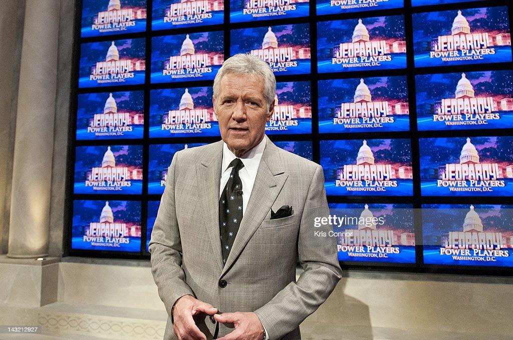 Jeopardy! Power Players Week : News Photo