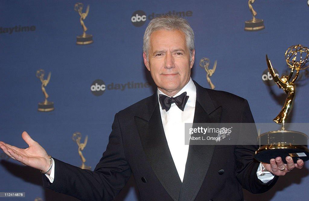 33rd Annual Daytime Emmy Awards - Press Room : News Photo