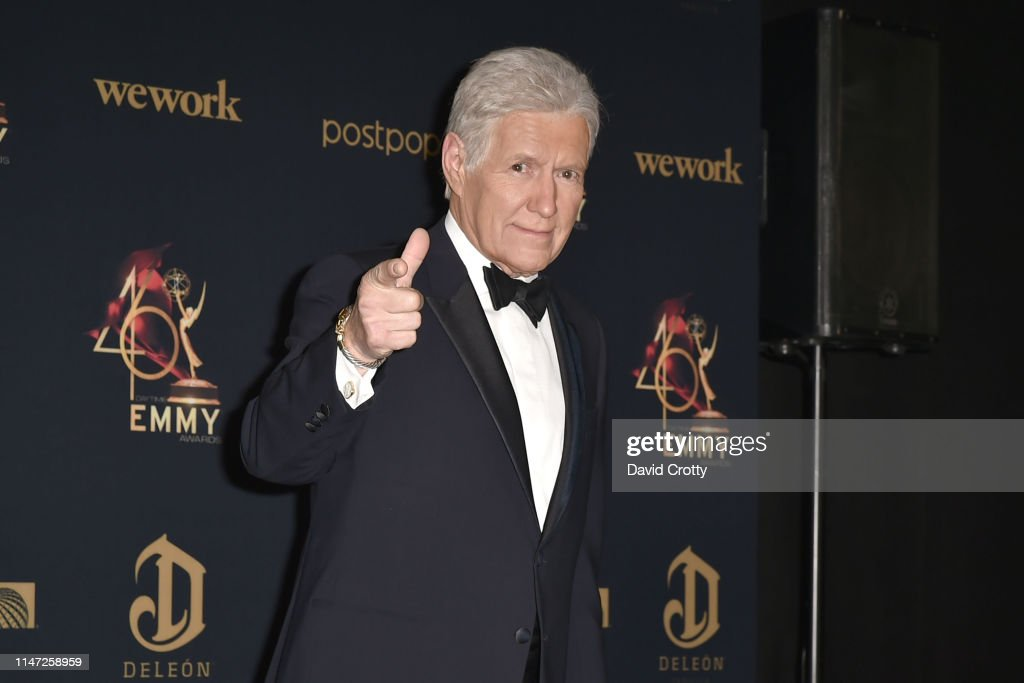 46th Annual Daytime Emmy Awards - Press Room : News Photo