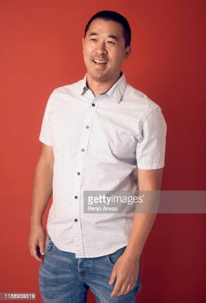 Alex Tsa of Hulu's 'WuTang An American Saga' poses for a portrait during the 2019 Summer Television Critics Association Press Tour at The Beverly...