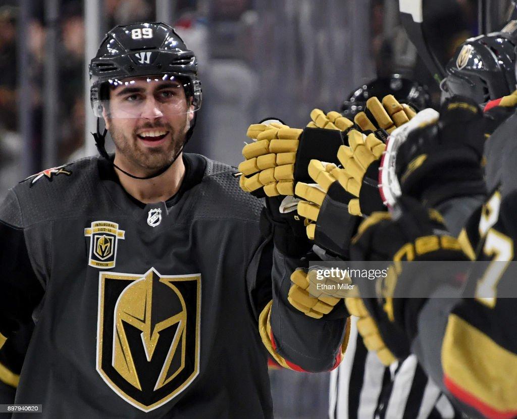 Washington Capitals v Vegas Golden Knights