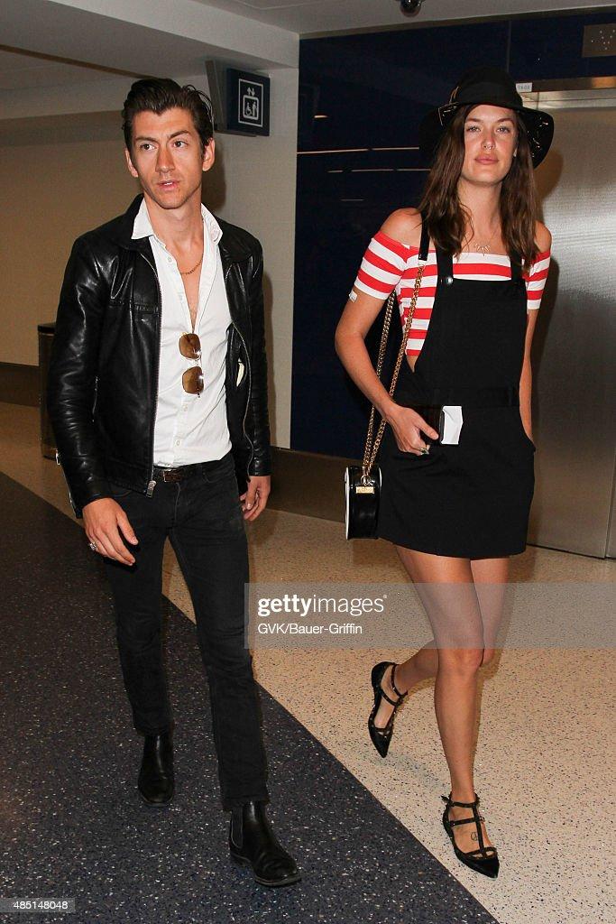 Celebrity Sightings In Los Angeles - August 24, 2015