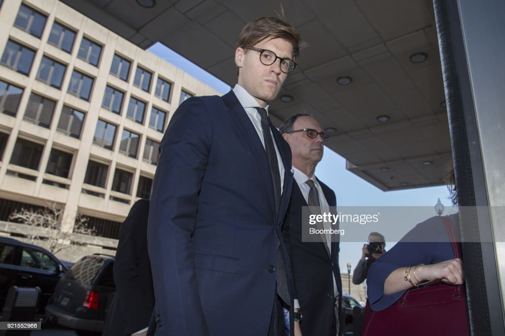 Special Counsel Mueller Charges Lawyer Alex Van der Zwaan In Russia Probe