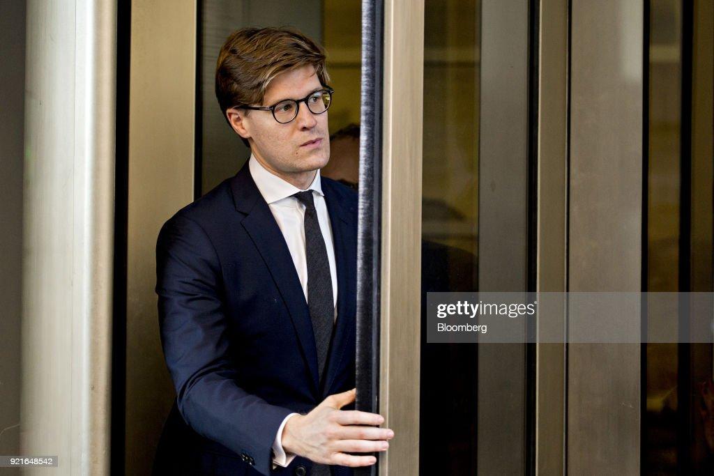 Special Counsel Mueller Charges Lawyer Alex Van der ZwaanIn Russia Probe : Foto di attualità