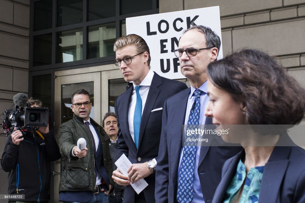 Lawyer Alex Van der Zwaan Who Lied To Mueller About Russian Spy Gets 30 Days