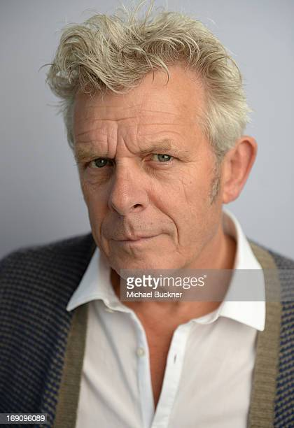 Alex van Warmerdam poses for a portrait at the Variety Studio at Chivas House on May 20 2013 in Cannes France