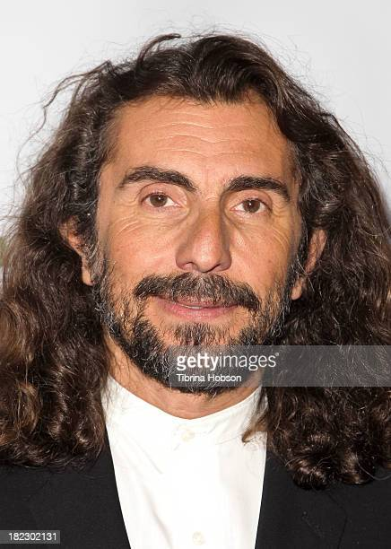 Alex Veadov attends the 4th annual Face Forward LA Gala at Fairmont Miramar Hotel on September 28 2013 in Santa Monica California