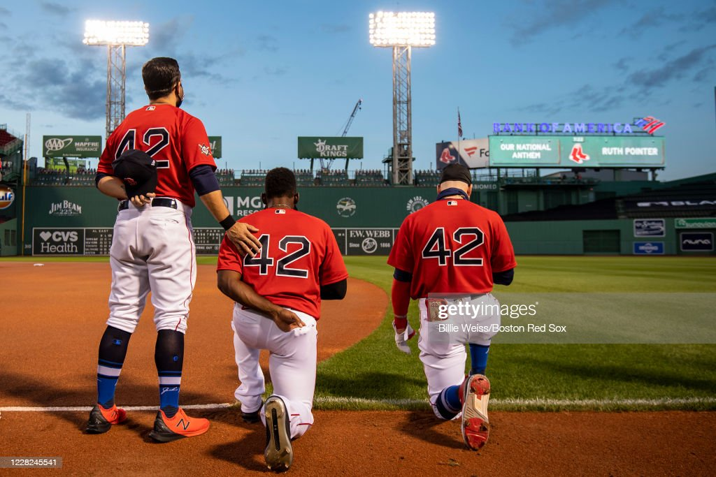 Washington Nationals v Boston Red Sox : News Photo
