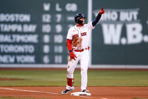 MA: Seattle Mariners v Boston Red Sox