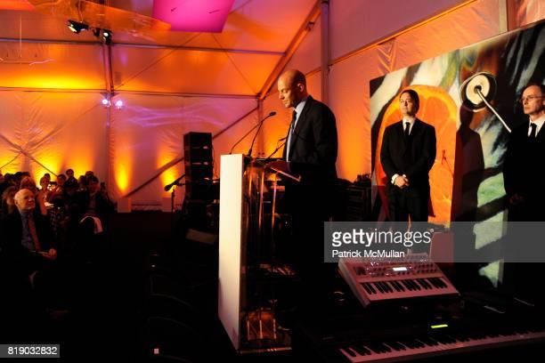 Alex von Furstenberg attends Whitney Museum American Art Awards Gala at DVF Studios 820 Washington St on May 6 2010 in New York City