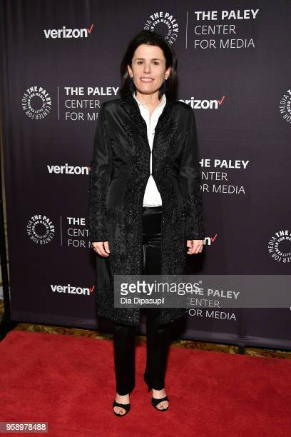 Alex Wallace attends the 2018 Paley Honors at Cipriani Wall Street on May 15 2018 in New York City