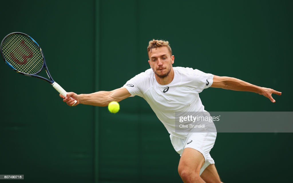 Day Two: The Championships - Wimbledon 2017 : News Photo