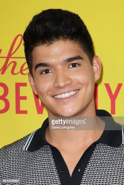 Alex Wassabi attends the 7th Annual 2017 Streamy Awards at The Beverly Hilton Hotel on September 26 2017 in Beverly Hills California