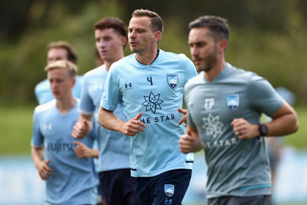AUS: Sydney FC Training Session