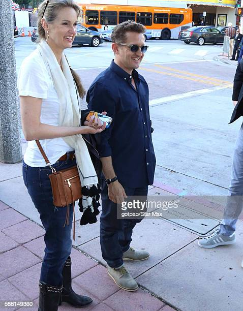Alex Winter is seen on August 9 2016 in Los Angeles California
