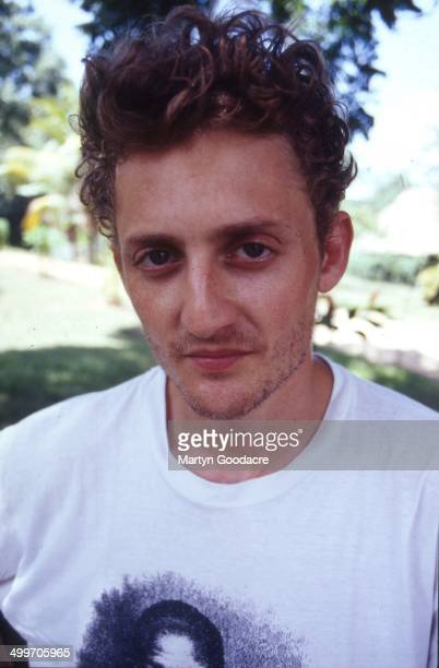 Alex Winter portrait United Kingdom 1994