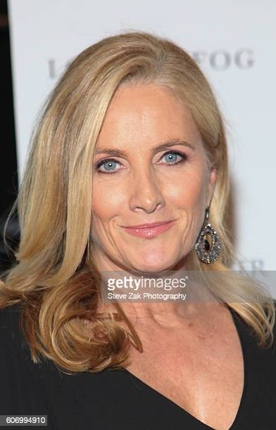 Alex Witt attends The Dressmaker New York Screening at Florence Gould Hall Theater on September 16 2016 in New York City