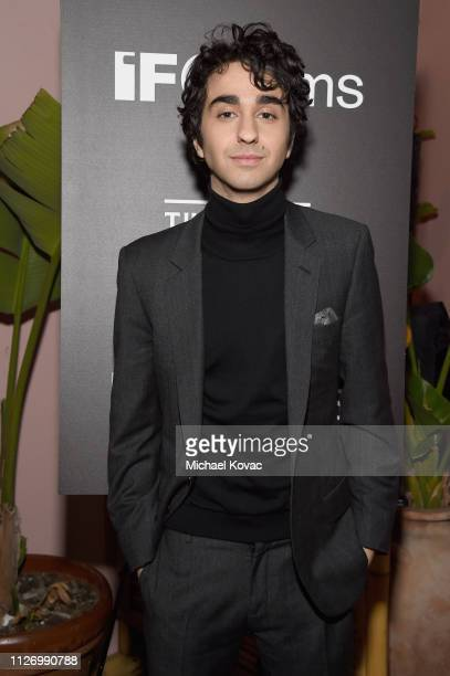 Alex Wolff attends IFC Films Annual Celebration Following The 2019 Film Independent Spirit Awards In Partnership With Tullamore DEW on February 23...