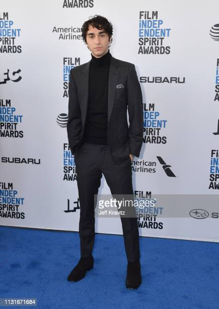 Alex Wolff attends the 2019 Film Independent Spirit Awards on February 23 2019 in Santa Monica California