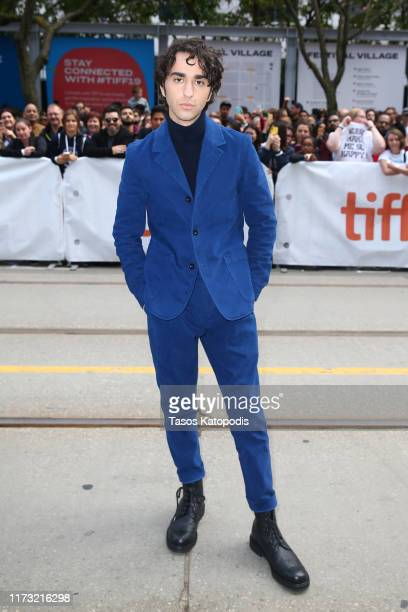 Alex Wolff attends the Bad Education premiere during the 2019 Toronto International Film Festival at Princess of Wales Theatre on September 08 2019...