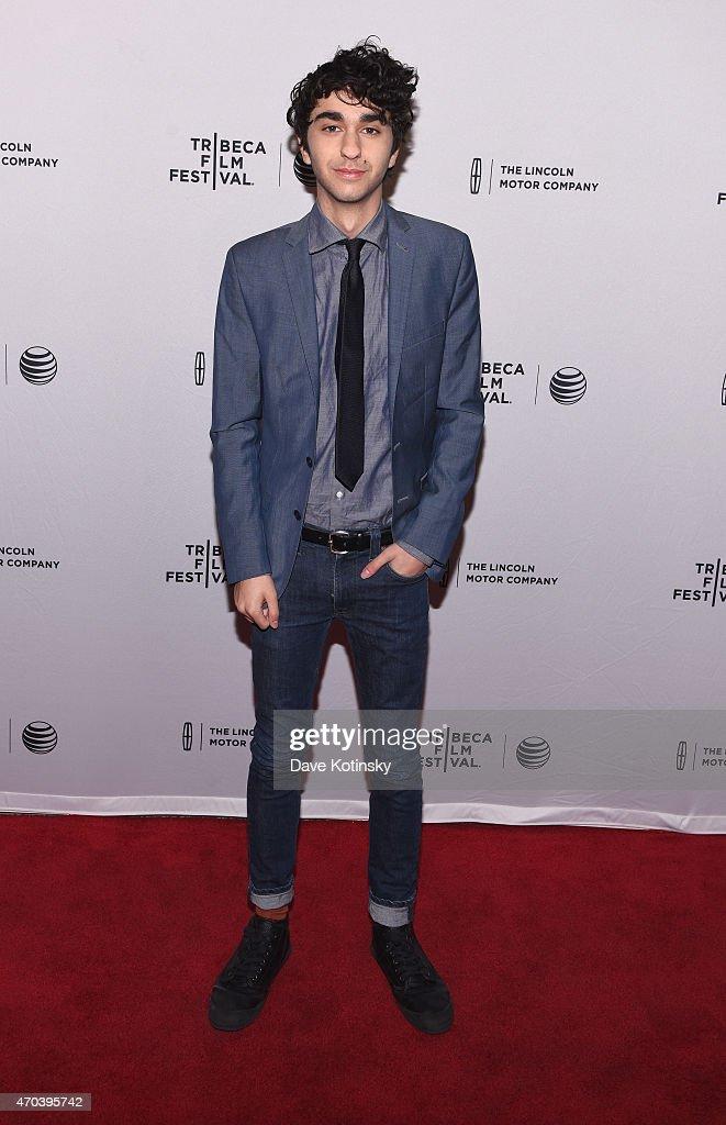 """Ashby"" Premiere - 2015 Tribeca Film Festival"