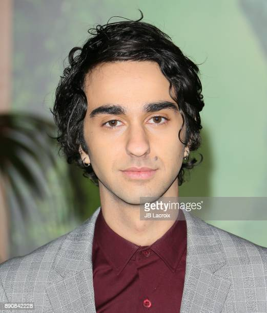 Alex Wolff attends the premiere of Columbia Pictures' 'Jumanji Welcome To The Jungle' on December 11 2017 in Los Angeles California