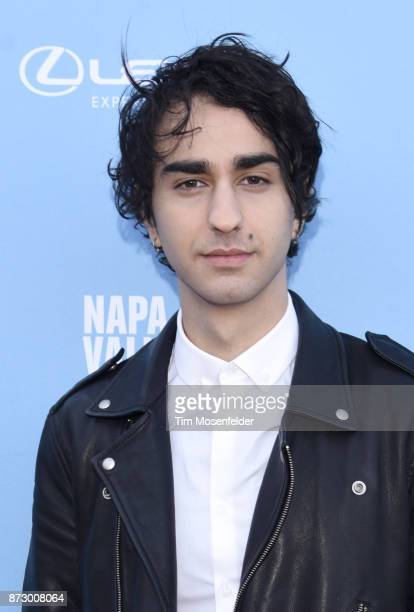 Alex Wolff attends the Rising Star Showcase at Materra | Cunat Family Vineyards during ithe 7th Annual Napa Valley Film Festival on November 11 2017...