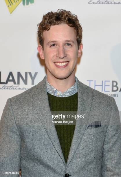 Alex Wyse arrives at 7th Annual LANY Entertainment Mixer at 33 Taps Hollywood on February 6 2018 in Los Angeles California