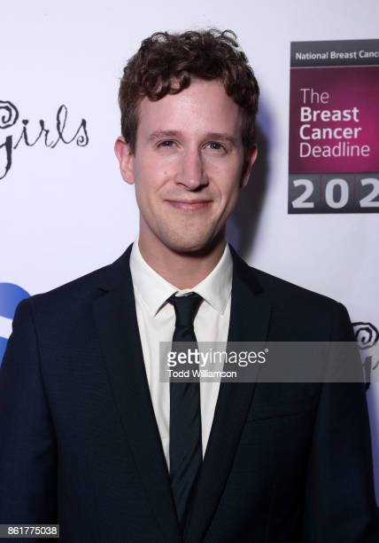 Alex Wyse attends National Breast Cancer Coalition Fund's 17th Annual Les Girls Cabaret at Avalon Hollywood on October 15 2017 in Los Angeles...