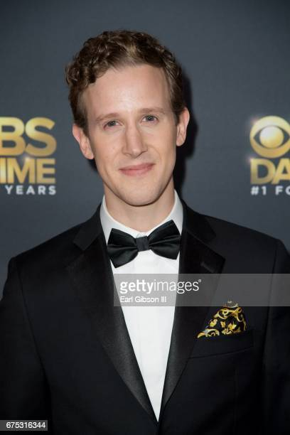 Alex Wyse attends the CBS Daytime Emmy After Party at Pasadena Civic Auditorium on April 30 2017 in Pasadena California