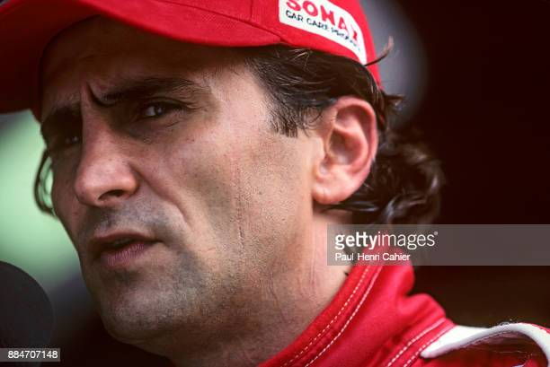 Alex Zanardi Grand Prix of Italy Autodromo Nazionale Monza 12 September 1999