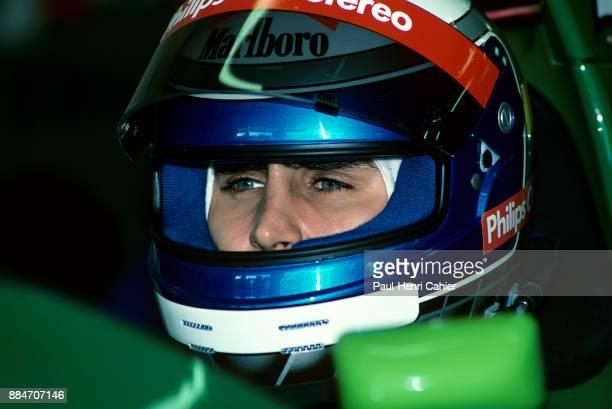 Alex Zanardi JordanFord 191 Grand Prix of Spain Circuit de BarcelonaCatalunya 29 September 1991