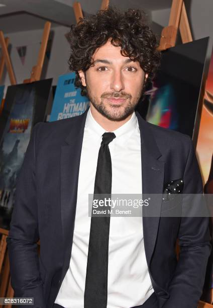 Alex Zane attends the launch of 'Secrets Of The Movies' a free interactive family event presented by UK Film Distributors at The Gallery SOHO on...