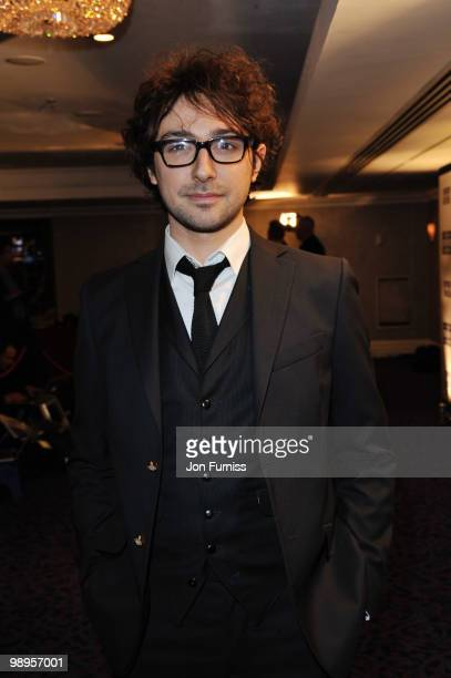 Alex Zane attends the Sony Radio Academy Awards held at The Grosvenor House Hotel on May 10 2010 in London England