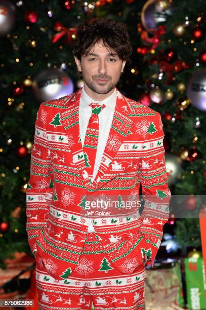 Alex Zane attends the UK Premiere of 'Daddy's Home 2' at Vue West End on November 16 2017 in London England