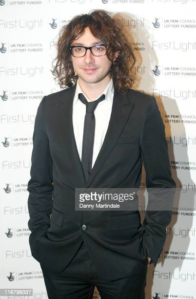 Alex Zane during First Light Movies Awards 2007 Photocall at Odeon West End in London Great Britain