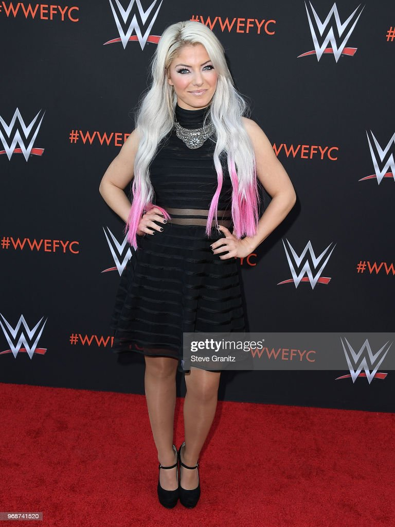 WWE's First-Ever Emmy 'For Your Consideration' Event : News Photo